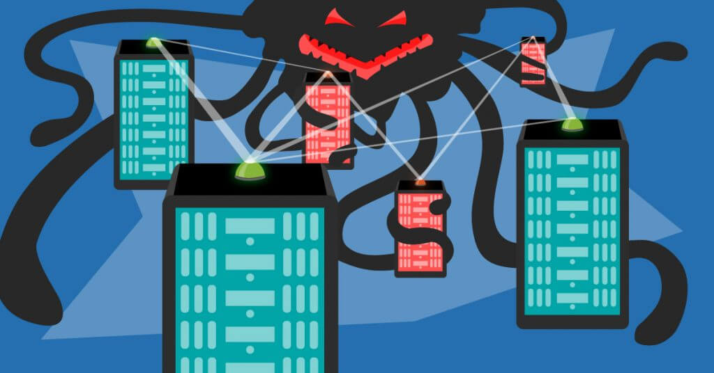 supply chain attack monster
