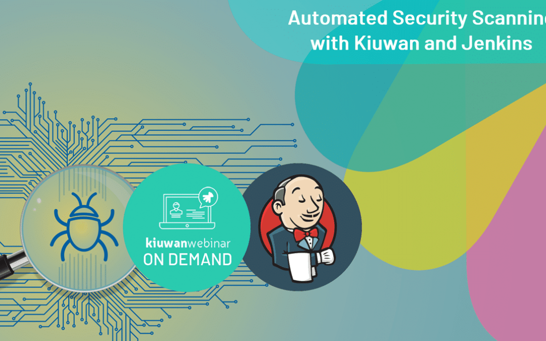 On-Demand Webinar: Automated Security Scanning with Kiuwan and Jenkins