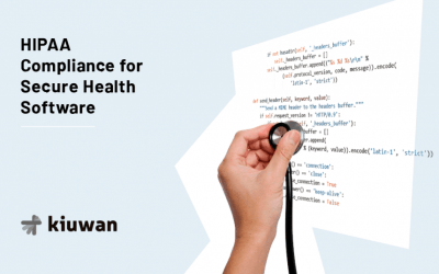 HIPAA Compliance for Secure Health Software