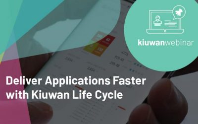 On-Demand Webinar: Deliver Applications Faster with Kiuwan Life Cycle