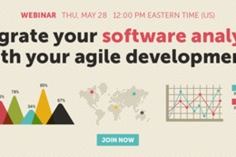 Integrate your software analytics with your agile development