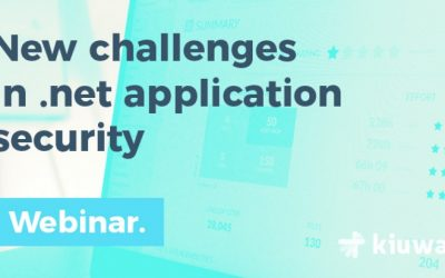 On-Demand Webinar: New Challenges in .Net Application Security