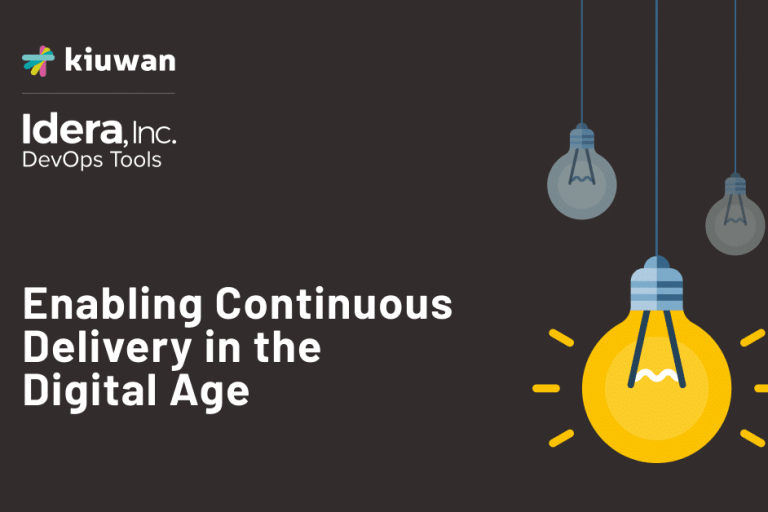 Enabling Continous Delivery in the Digital Age