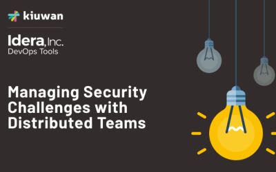 On-Demand Webinar: Managing Security Challenges with Distributed Teams