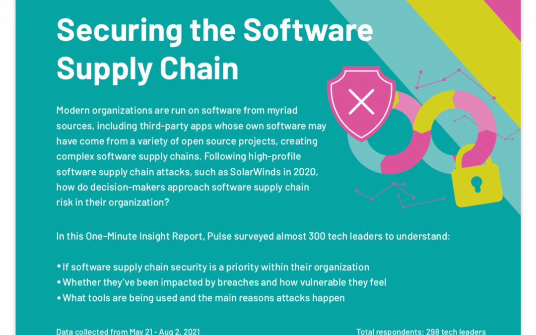 Securing The Software Supply Chain – Whitepaper