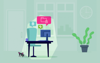 How to Secure Remote Workers and the Data They Work With
