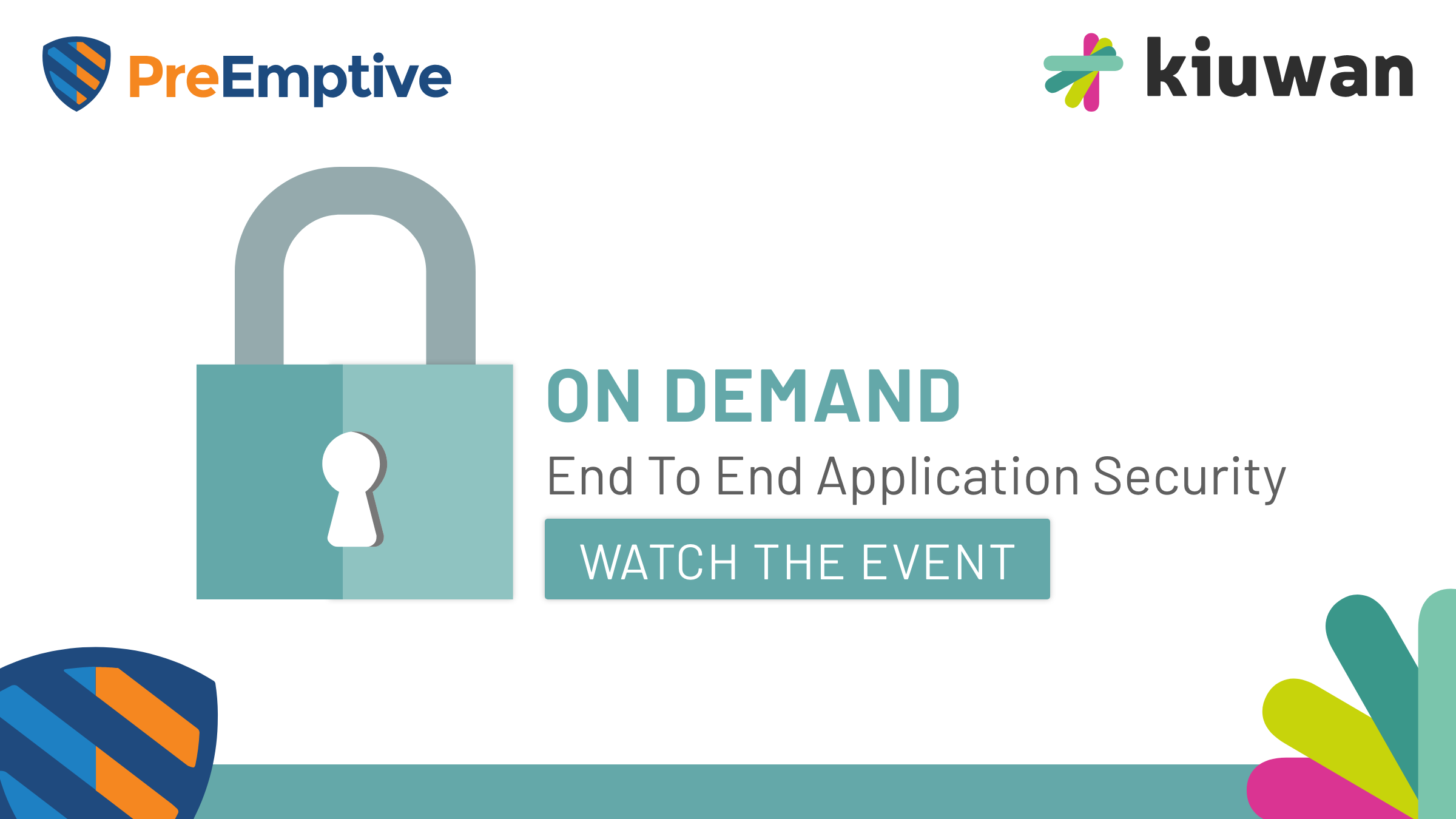 End To End Application Security