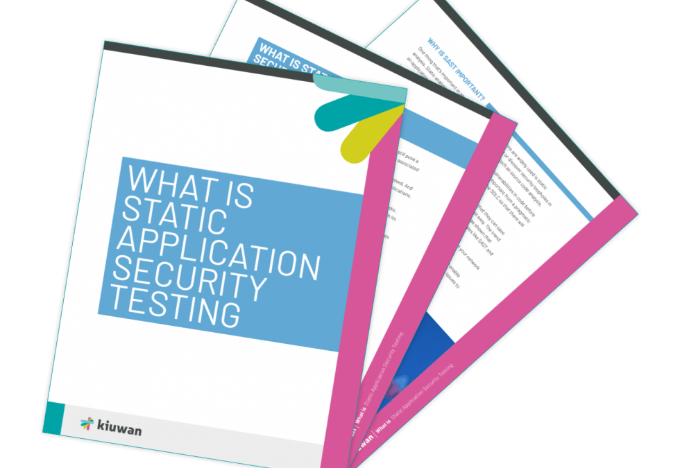 What Is Static Application Security Testing