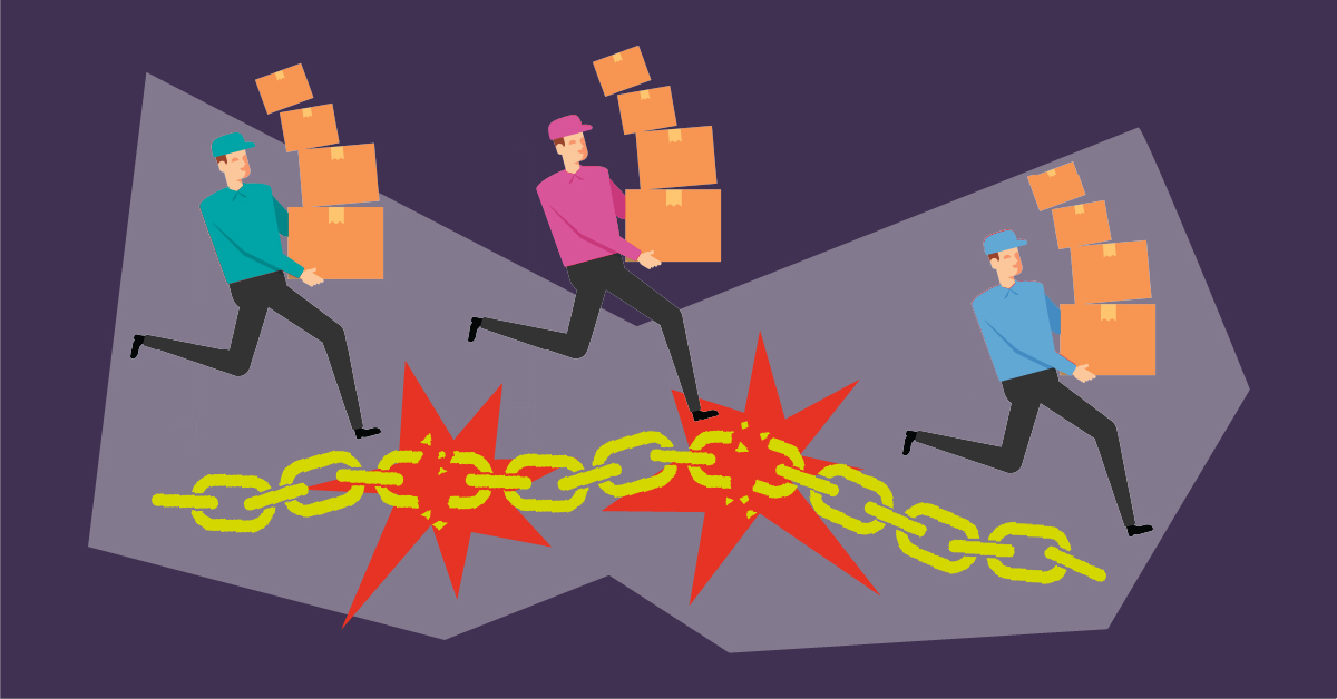 How to stop malicous actors in software supply chains